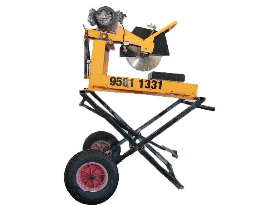 brick saw for hire
