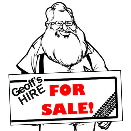 geoffs hire equipment for sale image