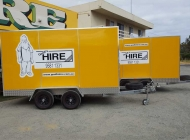 Enclosed Furniture Trailers