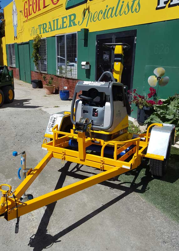500kg Plate Compactor
