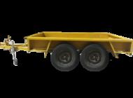 8' x 5' box trailer